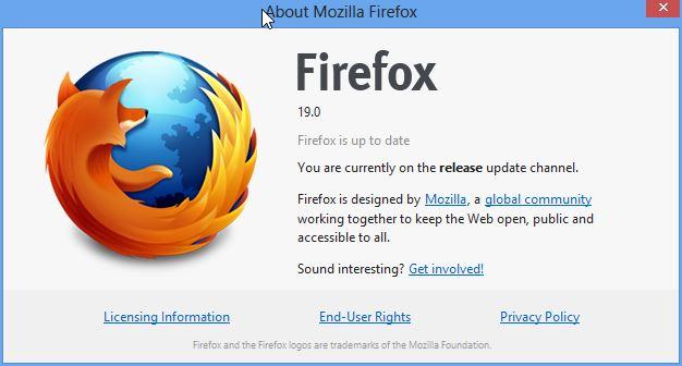Firefox-19