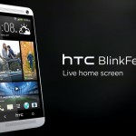 HTC BlinkFeed: Personal content stream on home screen