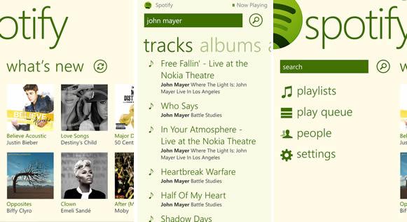 Spotify-Windows-8