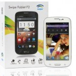 Swipe launches Android phones Fablet F3 and Fablet F2, Specifications & Price