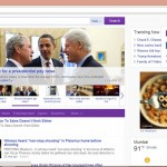 Yahoo rolls out new home page