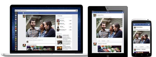 Facebook-Design