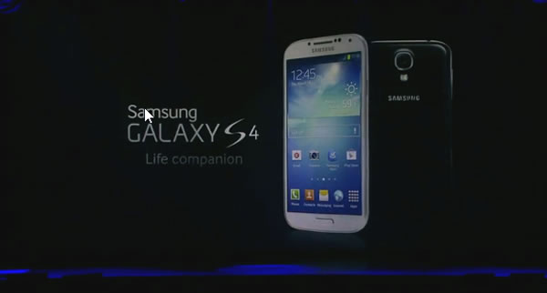Samsung Galaxy SIV Unveiled, 5-inch1080p, Octa-Core, 4G ...
