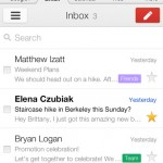 Gmail's Mobile web app and Gmail offline got visual refresh with improved search and calendar support