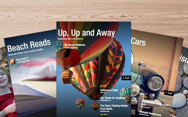 Flipboard Brings Magazine Curation to Android