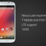 Samsung Galaxy S4 Nexus device is coming June 26th for $649 in Google Play