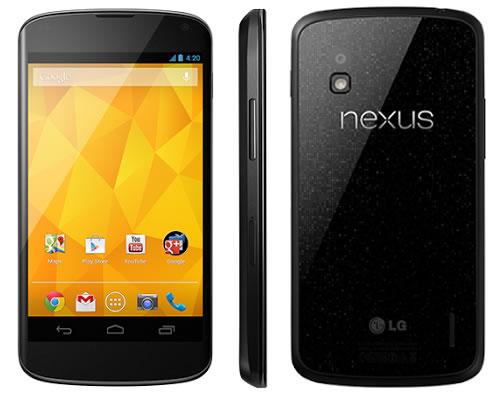 Google-Nexus-4-India-Launch