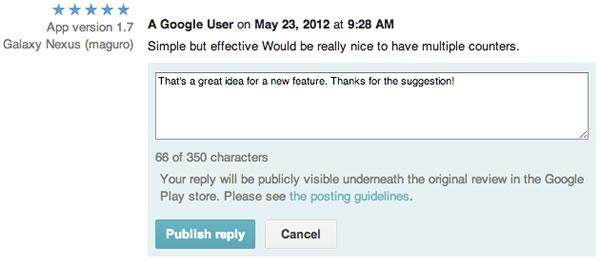 Google-Play-Reviews