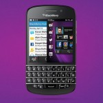 BlackBerry Q10 launched in India