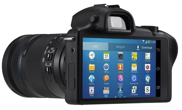 Samsung Galaxy NX Leaked Photos