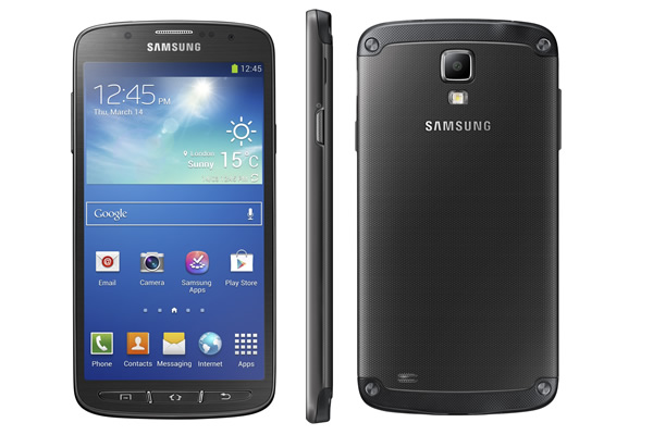 Samsung Galaxy S4 Active Announced