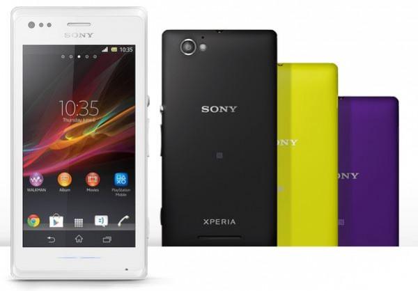 Sony Xperia M & M dual