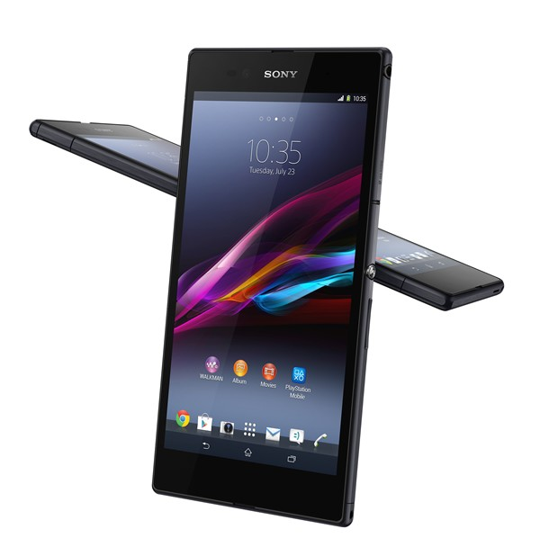 Xperia Z Ultra Unveiled