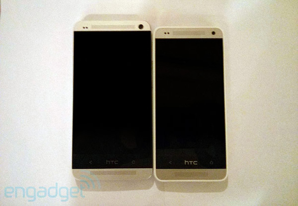 HTC ONE Mine mini leak