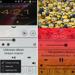 Control Center App for Android Smartphones