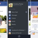 Facebook App for Windows Phone Updated with New Features