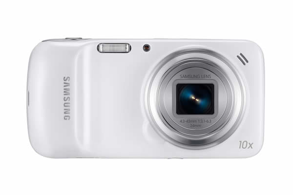 Samsung galaxy S4 Zoom Camera View