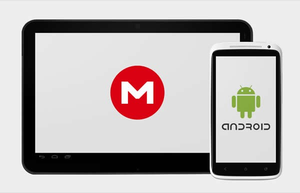 Mega Official Android App Relased