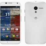 Moto X press renders, screenshots showing specs leaked