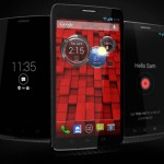 Motorola Droid lineup for Verizon