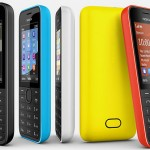 Nokia 207 and 208 feature phones announced