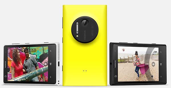 Nokia Lumia 1020 Unveiled with 41-Megapixel Camera