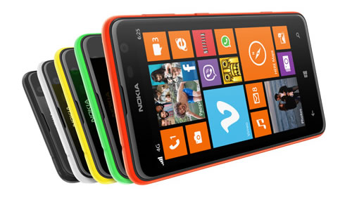 Nokia Lumia 625 announced