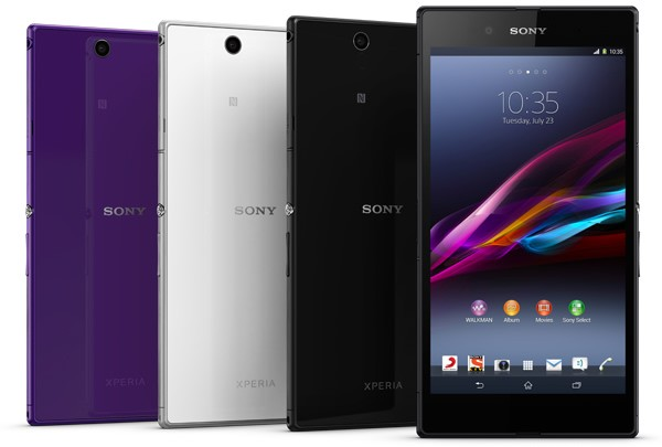 Sony Xperia Z Ultra Launched in India