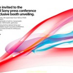 Sony sends invites for IFA 2013 press event, Honami unveiling expected