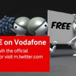Vodafone India offers free twitter access