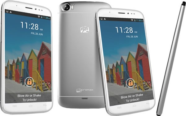 Micromax Canvas Doodle 2 Launched