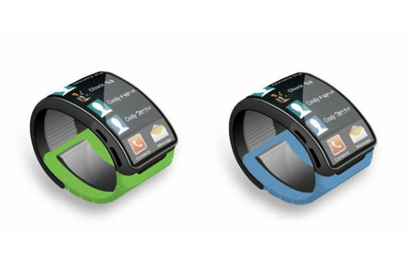 Samsung Galaxy Gear Watch Details Leaked