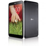 LG announces G Pad Tablet with 8.3-inch FHD display ahead of IFA