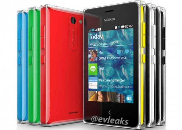 Nokia Asha 502 Leaked Picture