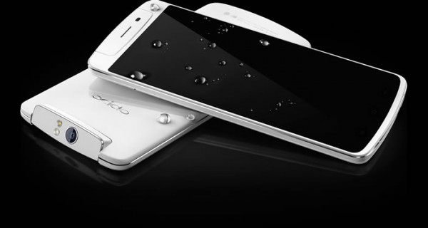 Oppo N1 Launched