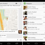 Google+ Hangouts gets location sharing, SMS integration