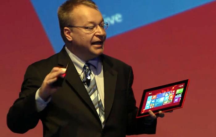 Nokia Tablet 2520 Announced