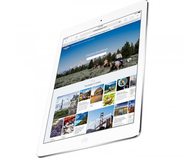 iPad Air Released starting at $499