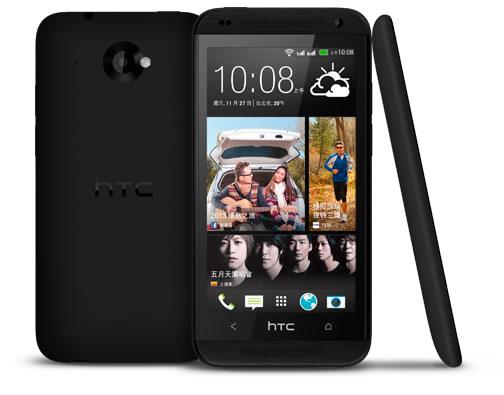 HTC Desire 601 Announced