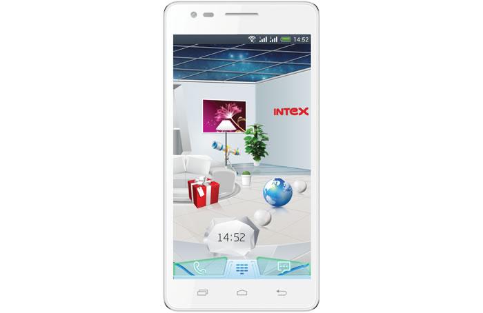 Intex Octa-Core Smartphone