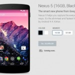 Google Nexus 5 coming to India soon, priced at ?28,999