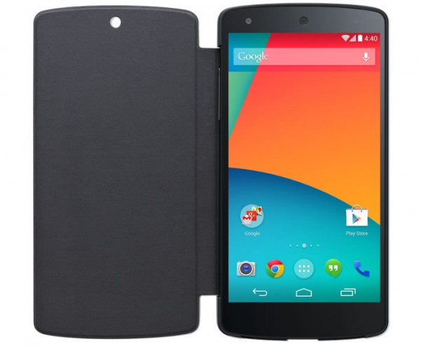 LG Quick Cover for Nexus 5