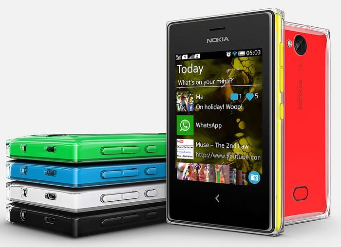 Nokia Asha 503 Smartphone on sale today