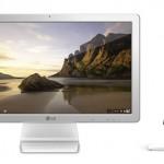 LG Announces Chrome OS powered all-in-one PC Chromebase