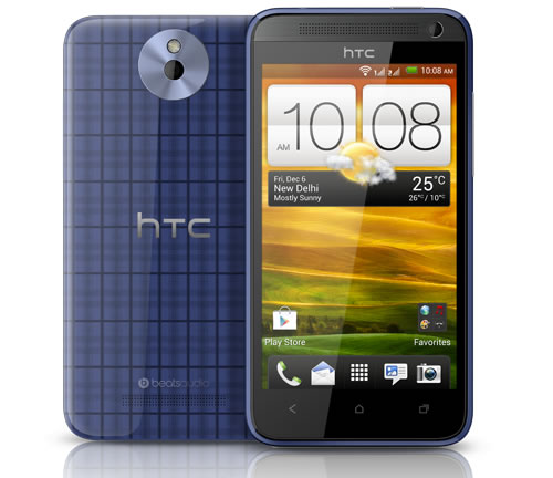 HTC Desire 501 Launched in India