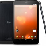 LG G Pad 8.3 Google Play Edition Announced
