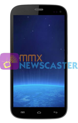 Micromax A200 smartphone pic leaked