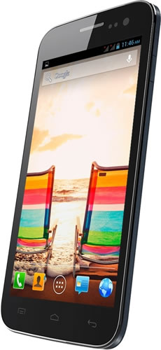 Micromax Canvas 2.2 Launched in India