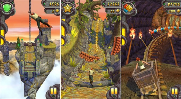 Temple Run 2 released for Windows Phone 8