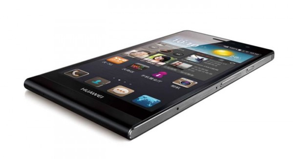 Huawei Ascend P6 S launched in China